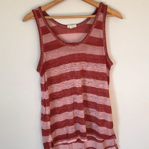 Striped GAP tank